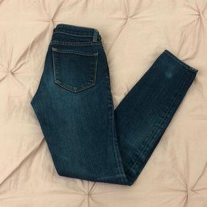J brand skinny jeans size 26